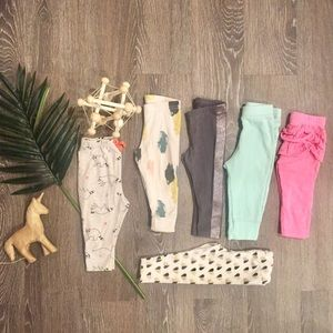 Cat&Jack 3-6 months pants bundle